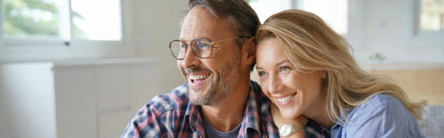 Healthy couple with NZHL Life Insurance